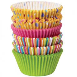 Wilton Baking Cups Sweet Dots & Stripes
