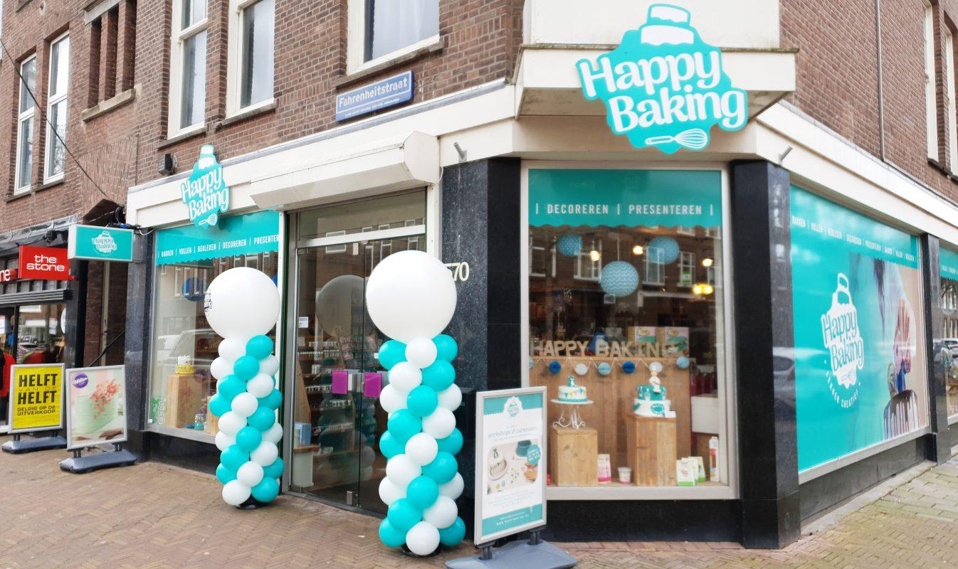 Happy Baking in de Fahrenheitstraat