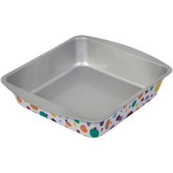 Wilton Semi-disposable Square tin