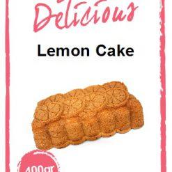 Bake Delicious Lemon Cake