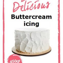Bake Delicious mix voor Buttercream icing