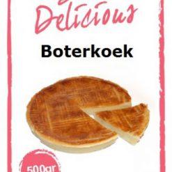 Bake Delicious mix voor Boterkoek