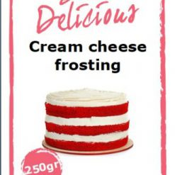 Bake Delicious mix voor Cream Cheese Frosting