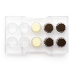 Decora Chocolade Mould Cupcake Case