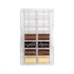 Decora Chocolade Mould Cylinder