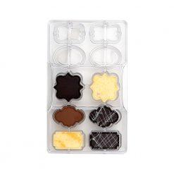 Decora Chocolade Mould Plates