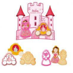 Decora Prinses & Koets Cookie Cutters