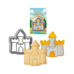 Decora Castle Cookie Cutter