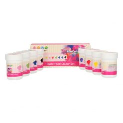 FunCakes FunColours Paste Food Colour Set/8AC