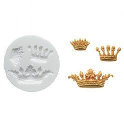 Silikomart Crown Mould