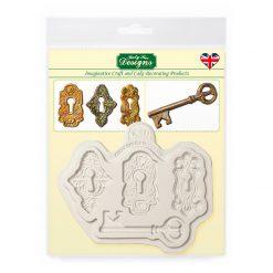 Katy Sue Mould - Locks and Key