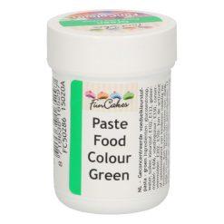 FunCakes FunColours Food Paste Green