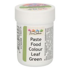 FunCakes FunColours Food Paste Leaf Green