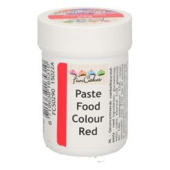 FunCakes FunColours Food Paste Red