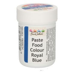 FunCakes FunColours Food Paste Royal Blue