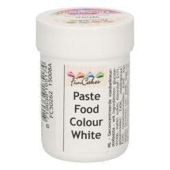 FunCakes FunColours Food Paste White