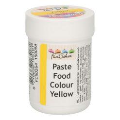 FunCakes FunColours Food Paste Yellow