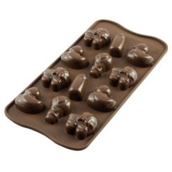 Silikomart Chocolate Mould Baby