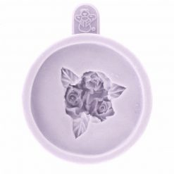 Karen Davies Silicone mal 3 small roses