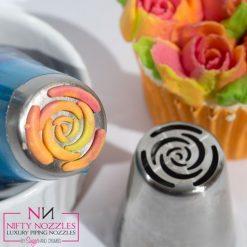 Nifty Nozzle 10 petal rose