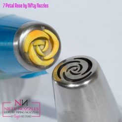 Nifty Nozzle 7 petal rose