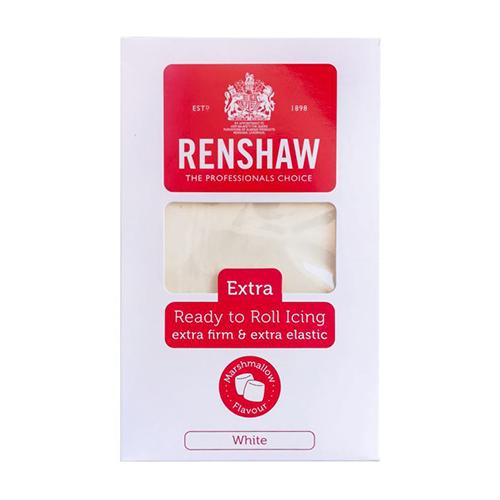 Renshaw Rolfondant Extra Marshmallow flavor