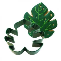 Anniversary House Cookie Cutter Tropical Leaf