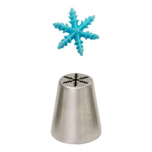 Decora 3D Frozen Star Spuitmond