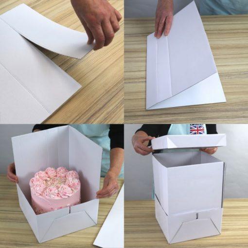 PME Cake box Extender