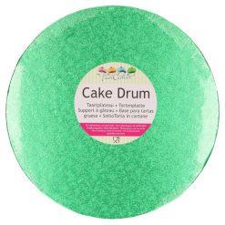FunCakes Cake drum groen