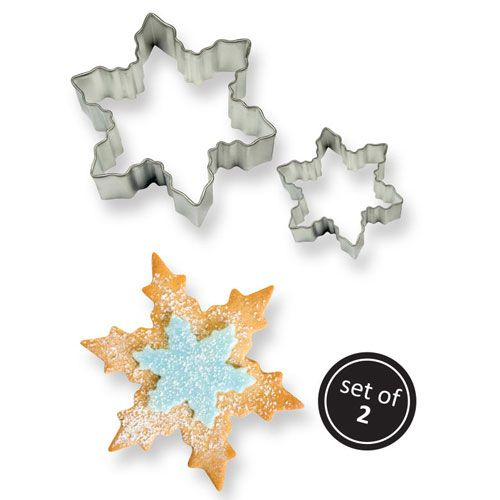 PME Cookie Cutter Snowflake
