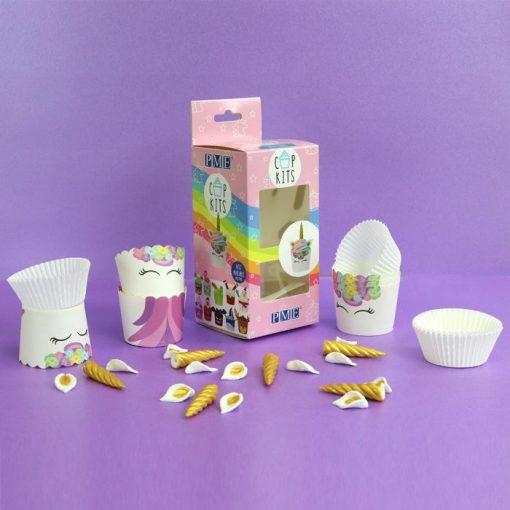 PME Cupcake Kit Unicorn