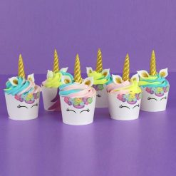 PME Cupcake Kit Unicorn
