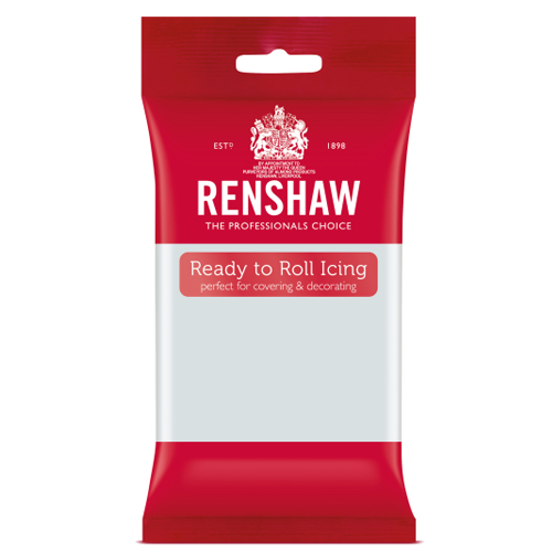 Renshaw Pro Ready to roll Icing Cool Grey