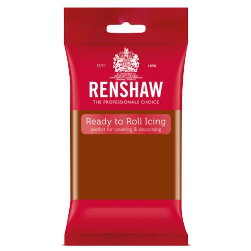 Renshaw Ready to Roll Icig Dark Brown