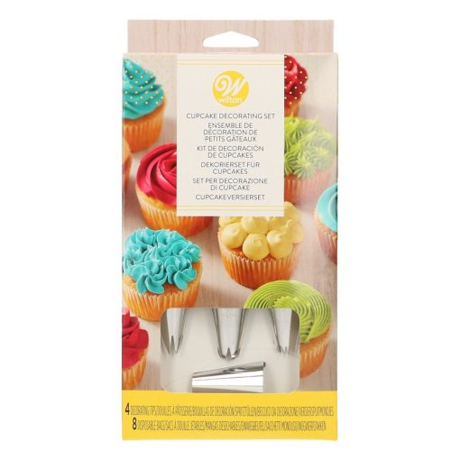 Wilton Cupcake Decorating Set