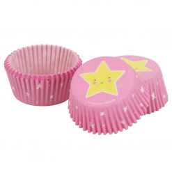 A little lovely company baking cups star