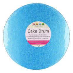 FunCakes Drum Rond Blauw