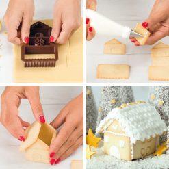 Decora Cookie Cutter 3D Huisje