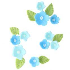 Culpitt Bloem & Blad Blauw