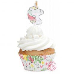 ScrapCooking Cupcake Set Eenhoorn