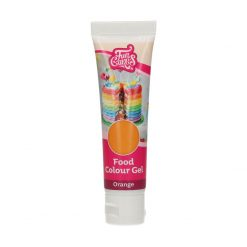 FunCakes Food Colour Gel Oranje