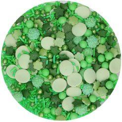 FunCakes Sprinkle Medley Green