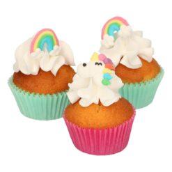 FunCakes Suikerdecoratie Eenhoorn en Regenbogen