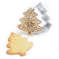 ScrapCooking Cookie Cutter & Embosser Kerstboom